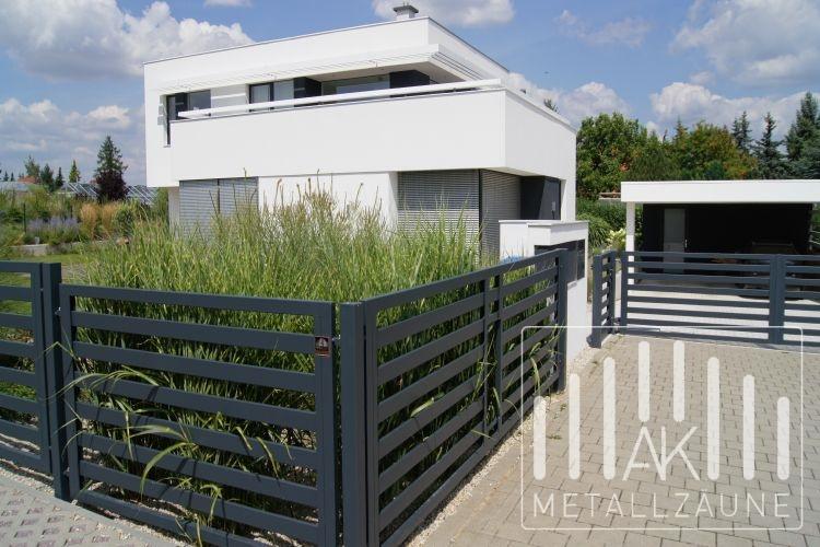 Ak Metallzaune Zaune Aus Polen Dresden Modern Zaun